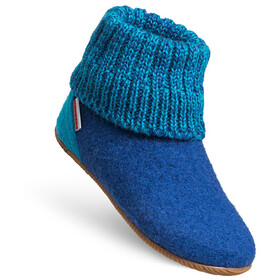 Giesswein Kids Wildpoldsried High Slippers Kingblue